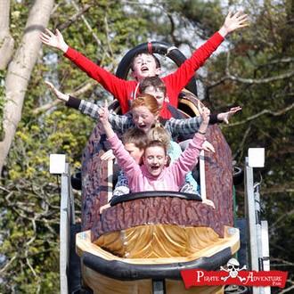 Log Flume Ride